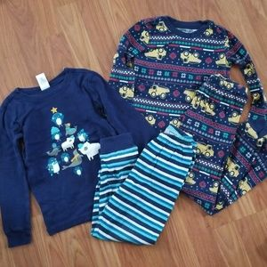Gymboree set of 2 pair pajamas